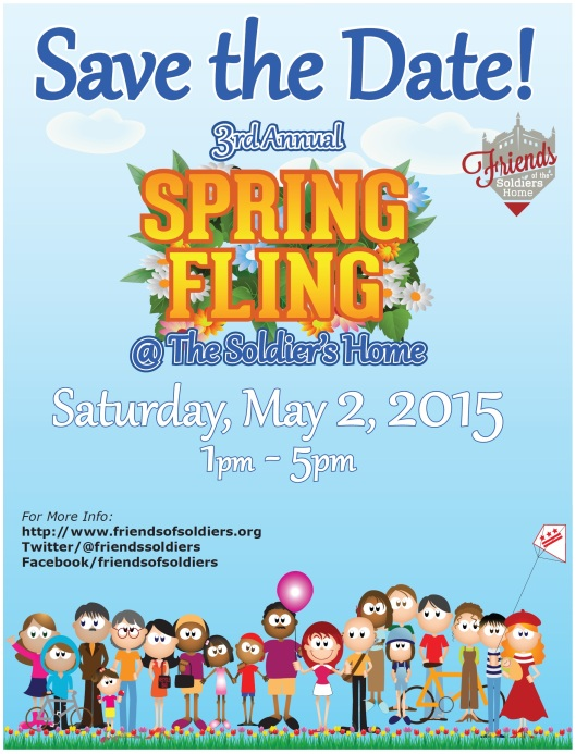 Spring Fling Save the Date 2015