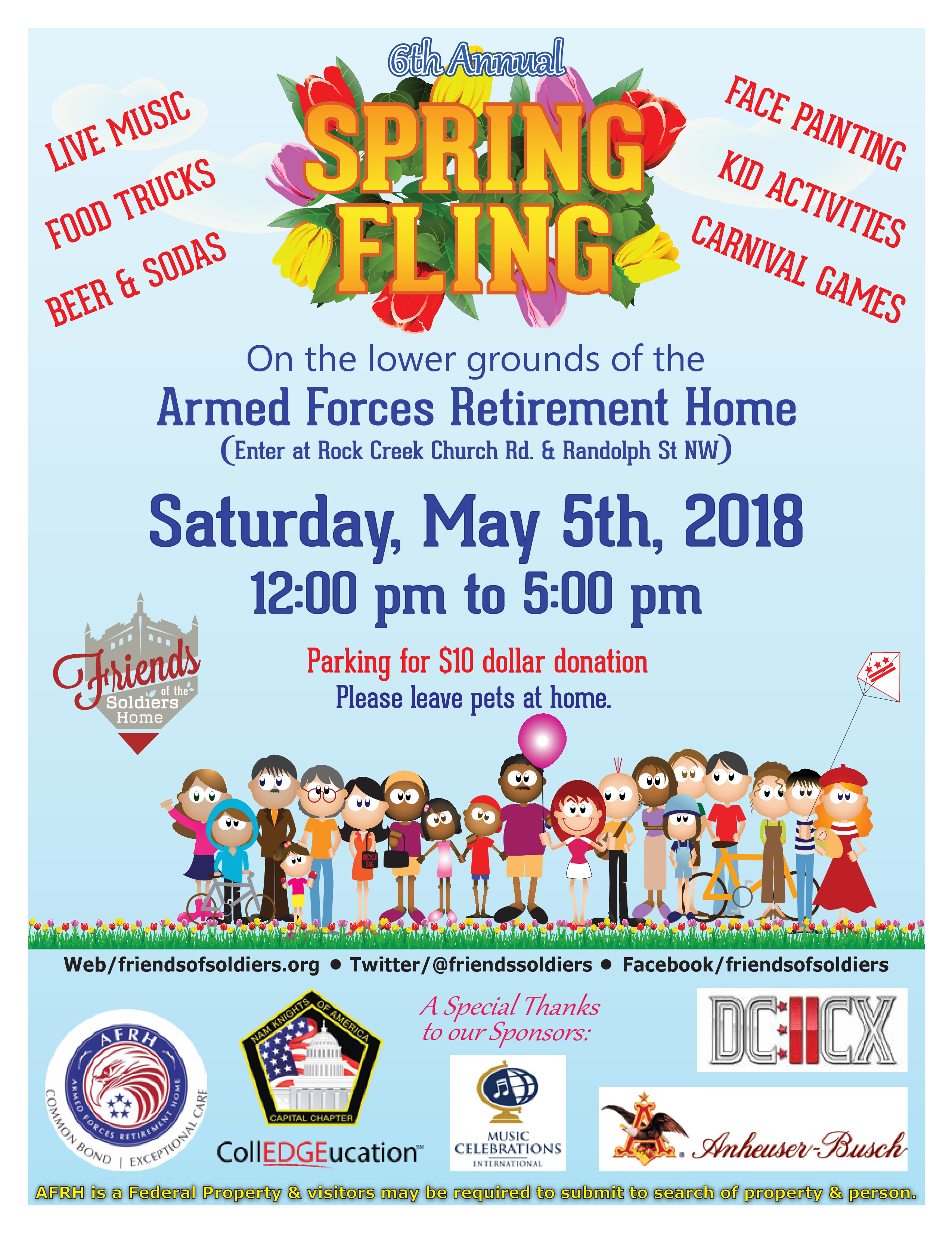 Spring Fling | Friends of the Soldiers Home